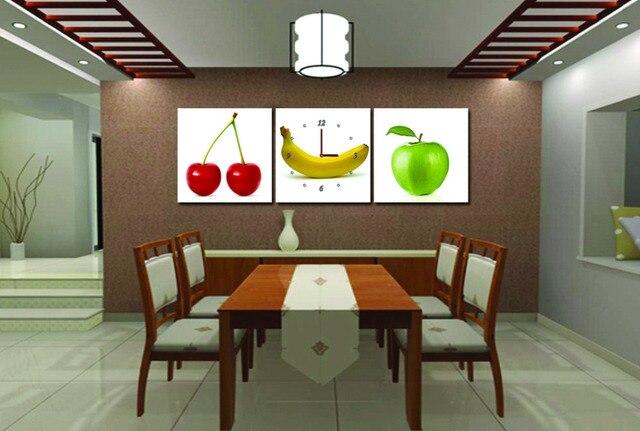 Pintura Para Salas Y Cocinas : Venta caliente unidades modulares pinturas hermosa cocina fruta