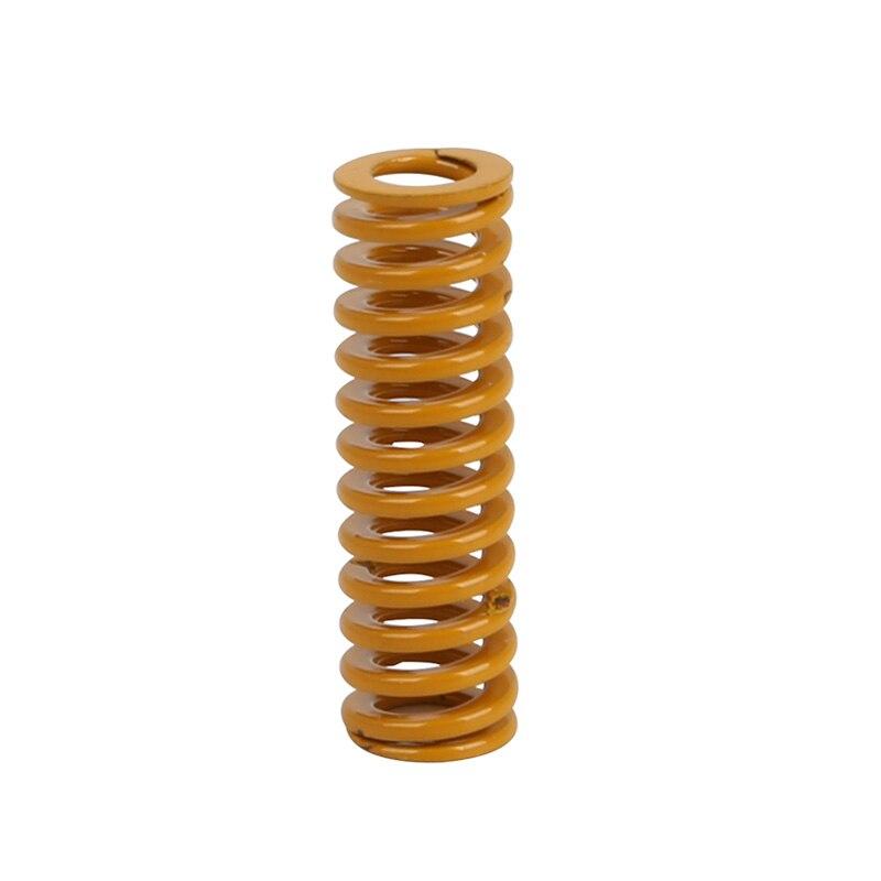 Creality 3D Printer Parts 5PCS/lots 3D Printer Part Pressure Springs For Creality 3D Printer CR-10/Ender-3 Hotbed