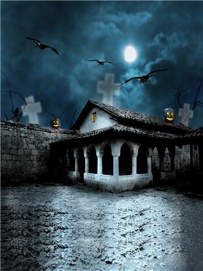 Halloween Achtergrond.Life Magic Box Backdrops Achtergrond Doeken Fotografie Halloween Night Pumpkin Wallpaper Of Photography Photo Studio Backgrounds Background Aliexpress