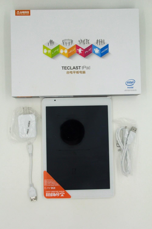 NEW! Arrives Teclast X98 air III quad-Core 9.7inch Tablet PC Z3735F 2G LPDDR3 32G eMMC 2048X1536 HDMI