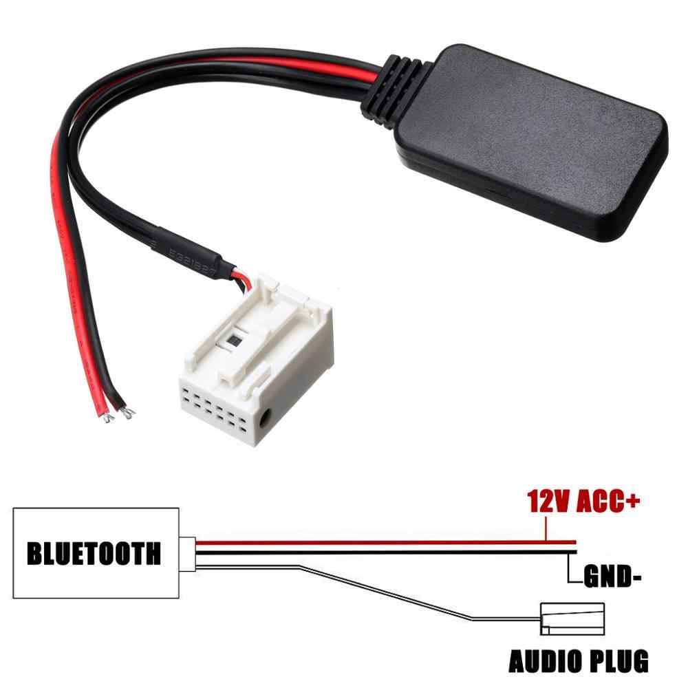 Adaptador Bluetooth Aux-in para Mercedes Comand Audio 20 30 APS 50.