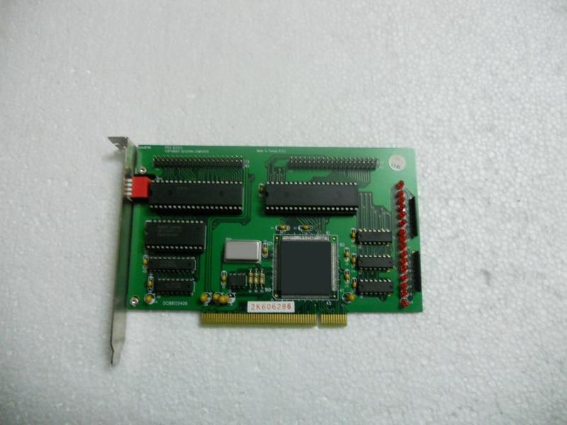 все цены на Original programmable I/O card PCI 8255 data acquisition communication card PCI-8255 онлайн