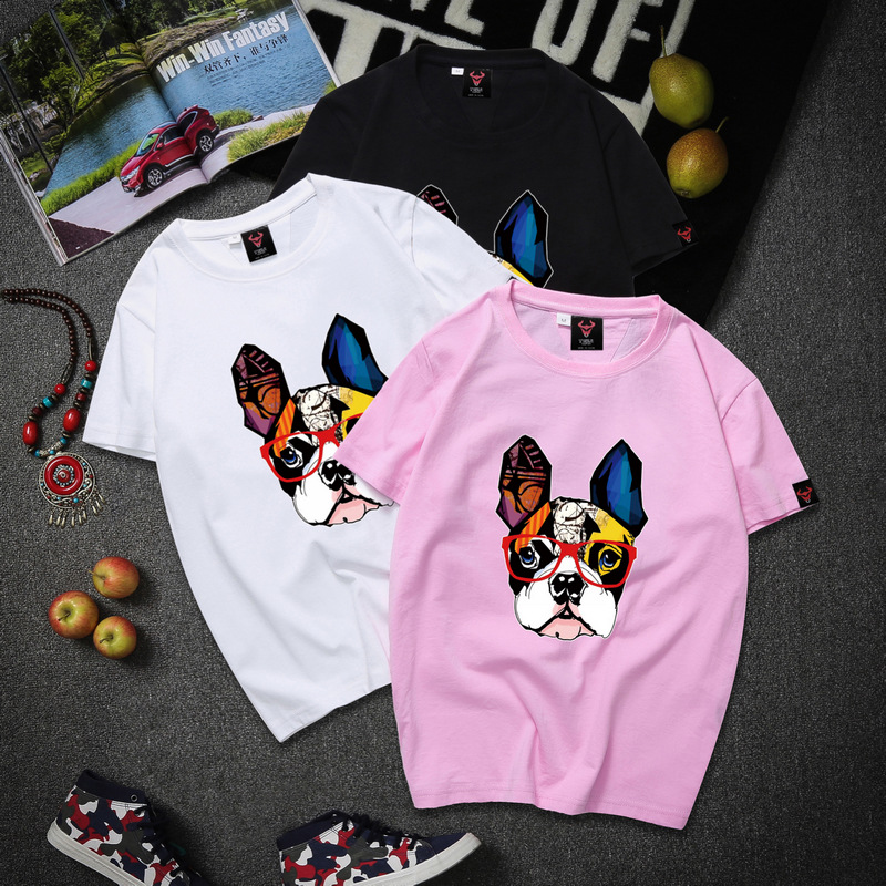 Tshirt Harajuku White Female T shirt T Summer Novelty Tee Shirt Femme Life Is Boring Letters Print Men in T Shirts from Women 39 s Clothing