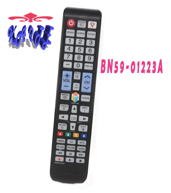 Nova Tv Bn59 01223a Controle Remoto Para Tv Samsung Smart Hub Led