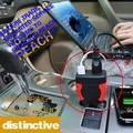 Drop Shipping 150W DC12V AC110V Car Power Inverter Laptop Adapter Cellphone GPS LG USB Charger free shipping