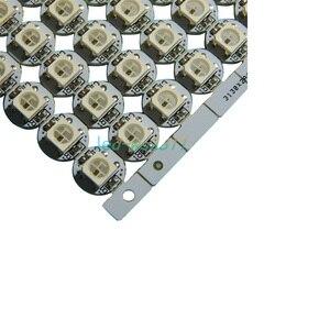 Image 3 - 50 ~ 1000 4 Pin WS2812B WS2812 LED Chip & Heatsink 5 V 5050 RGB WS2811 IC Ingebouwde