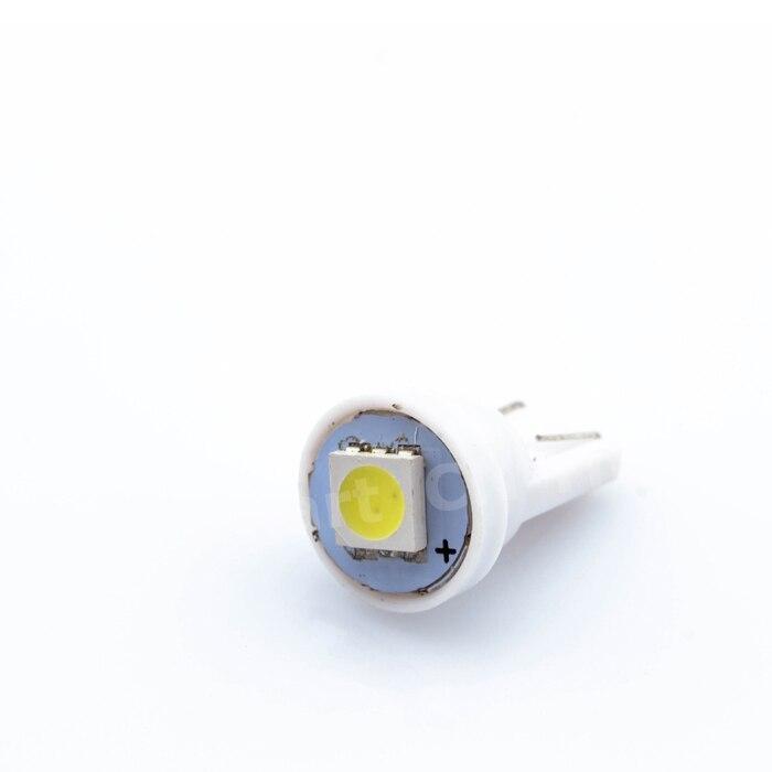 Оптовая продажа белого T10 194 168 192 W5W 5050 1 СМД из светодиодов 1smd 1led супер яркий авто из светодиодов автомобиля из светодиодов освещение / клина T10 из светодиодов авто лампы