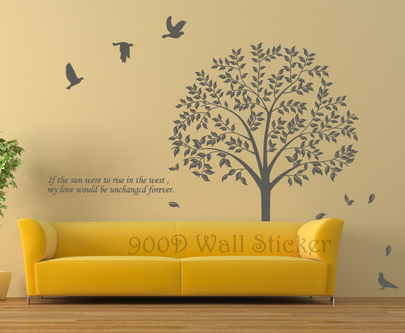Nice Diy Tree Wall Art Picture Collection - Wall Painting Ideas ...