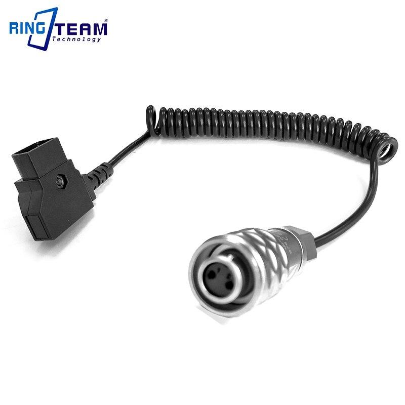 BMPCC 4K Cable de alimentación DTAP con refuerzo para cámara de cine de bolsillo Blackmagic BMPCC4K 4K 40 150CM-in Cables de alimentación from Productos electrónicos    1