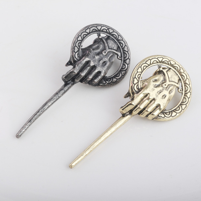 """""""The Hand Of The King"""" Brooch 4"""