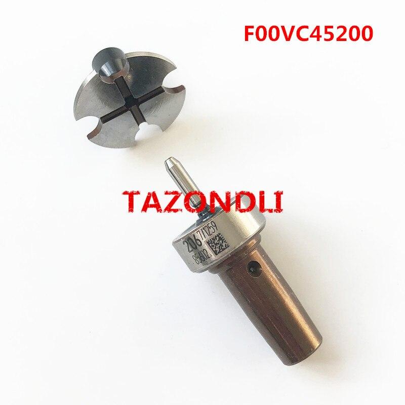 Common Rail Valve Cap206 valve cap F00VC45200 F00VC045204 for 0445110418 0 445110520