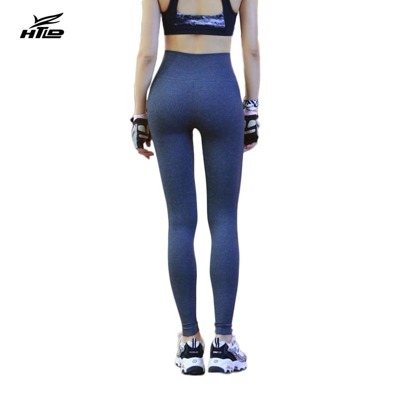 HTLD Dame Dünne Gamaschen Frauen Deportivas mujer Fitness Workout Hosen Elastische Hohe Taille Bleistift Hosen Leggins Jeggings Gothic