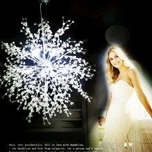 Modern Chandelier For Living Room Lustre Chandelier Lighting Crystal Light Fixture Lustres De Cristal Led Lamp110v-220v