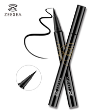 Super Black Waterproof Liquid Eyeliner Pencil Eye Liner Pen Lady Cosmetics Make Up Eye Marker Beauty Essentials Eyeliner Contour цена