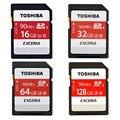 Toshiba 64 gb 32 gb 128 gb tarjeta sdhc microsd microsdhc microsdxc uhs-1 de u3 90 MB/S cámara tarjeta de memoria