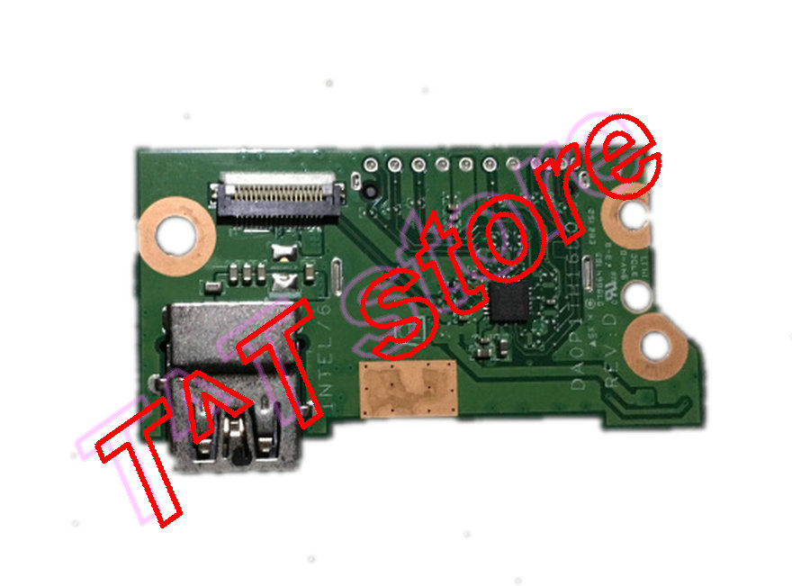 original FOR HP 240 G6 USB SD CARD reader board DA0P1TH16D0 925363-001 test good free shipping ssk scrm 060 multi in one usb 2 0 card reader for sd ms micro sd tf white