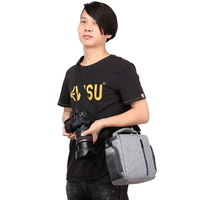 DSLR Camera Bag Photo Case For Sony A7 II III A6500 A6300 A6000 A5100 A5000 A7RIII A9 A77II RX10 II III IV Sony Bag
