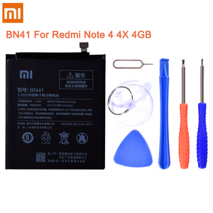 Image 5 - Original Battery BM42 BM45 BM46 BN41 BN43 For Xiaomi Redmi Note 2 3 4 4X Hongmi Note2 Note3 Note4 Li ion Replacement Batteries