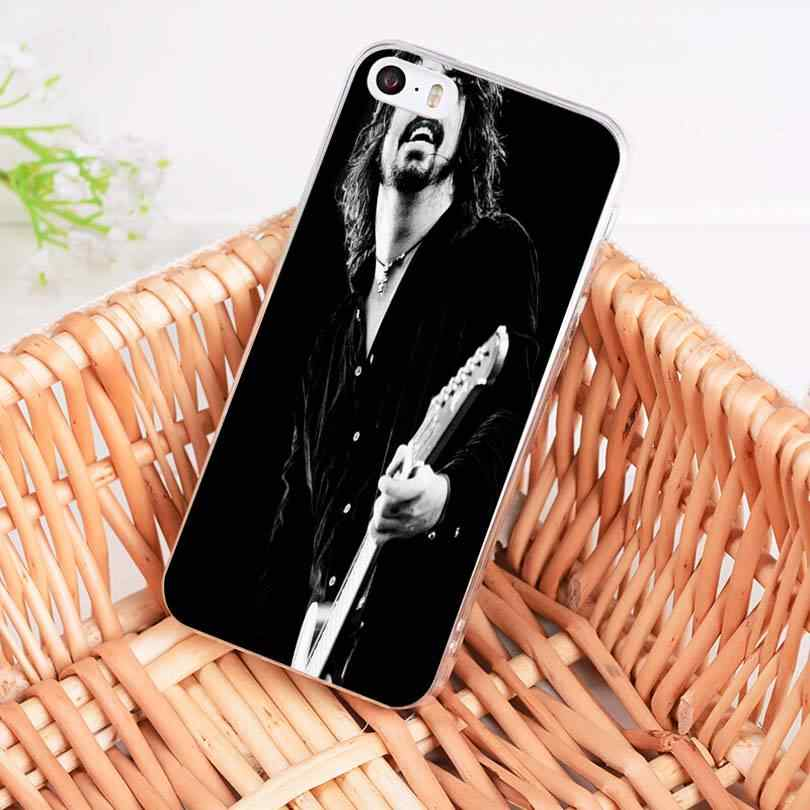 MaiYaCa FOO FIGHTERS Fashion design skin thin cell Case for iphone 11 pro 8 7 66S PlusX 10 5S SE XR XS MAX Mobile Pouch