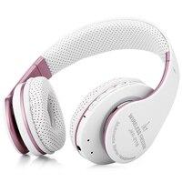 Bluetooth Headset Headphones JKR211B 3 5MM Plug FM LED Lantern Light MP3 Phones Headphones With Radio