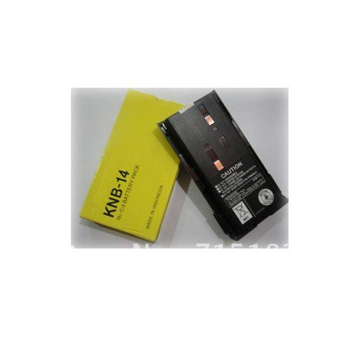 7 2V 1400mAh NI CD Rechargeable Battery For TK3107 Transceiver TK2107 two way radio