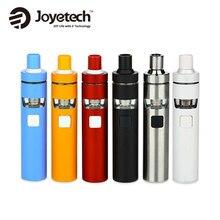Оригинал Joyetech эго AIO D22 комплект 1500 мАч Батарея 2 мл e-жидкость Ёмкость BF SS316 0.6ohm MTL распылитель голову электронная сигарета