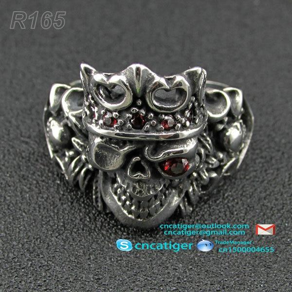 Popular Black Crown Ring-Buy Cheap Black Crown Ring lots ...