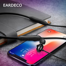 EARDECO Waterproof Magnetic Sport Bluetooth Earphone Headphone Stereo Wireless Headphones Earphones Headset mic Bass For Phone