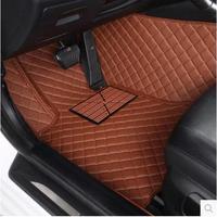 Автомобильный Пользовательские Коврики для ног 3D роскошные кожаные автомобильные коврики подходит для Lexus ES200 ES200 ES250 ES300 ES350 ES350H 2009 2019 UP