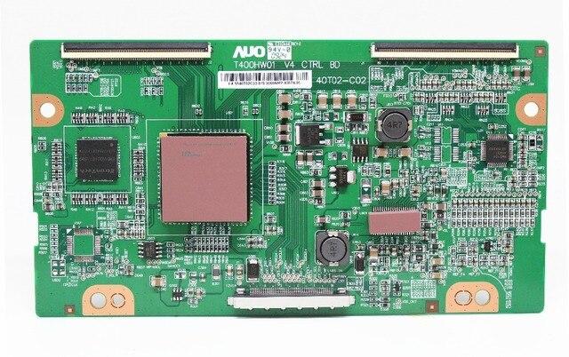 الشحن مجانا ، جديد الأصلي aoc L40DR93 L40R1 t400hw01 v4 مجلس منطق 40T02 C02