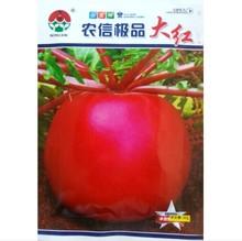 CFPA лучший красный редис семян семена овощных культур красный плоти вокруг 20 г/пакет