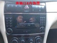 Octa core android 8.0 autoradio pour Mercedes Benz g classe 2004-2007 w203 w467 avec navigation gps intégré wifi canbus