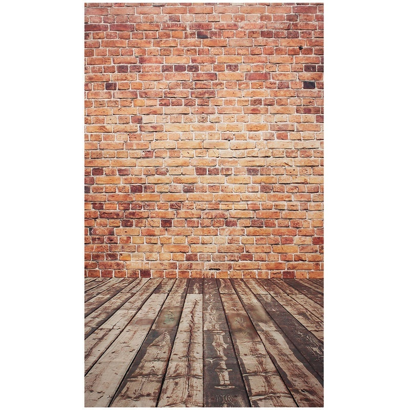 Photography Background Studio Photo Props Thin Backdrop 3X5FT Wood Grain Brick style 3 shengyongbao 300cm 200cm vinyl custom photography backdrops brick wall theme photo studio props photography background brw 12