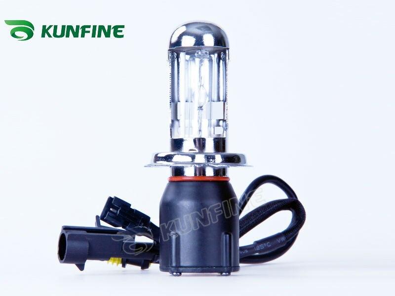Expédition bon marché, prix de gros 12 v/75 w H4 ampoule bi-xénon Auto ampoule xénon + 14 mois de garantie
