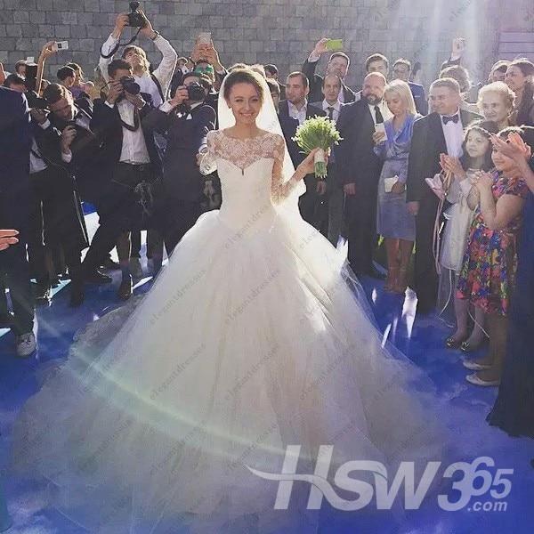 Follow me instagram wedding dresses