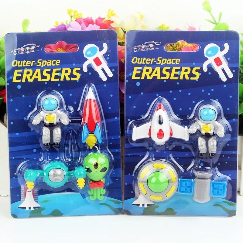 Collectible Panda Eraser Series Black Panda ~1 Mini-Eraser Japanese Import