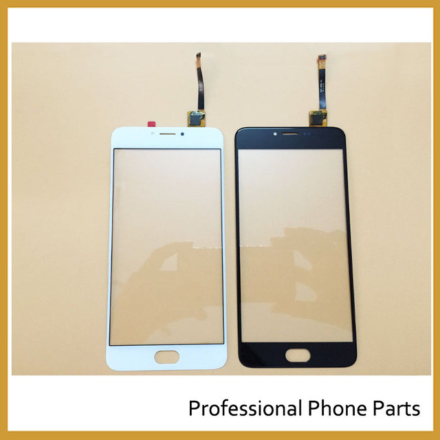 """New M3 Note Touch Screen Digitizer Glass For Meizu M3 Note M681H 5.5"""" Touchscreen Touch Panel Front Glass"""