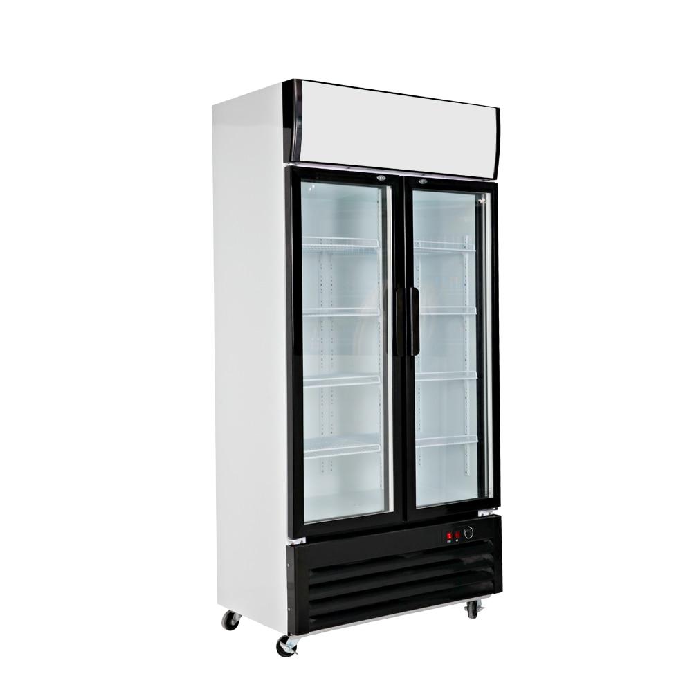 Refrigerator Home Glass Door Refrigerators Deep Freezer. Second-sun.co