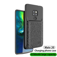 Portable Battery Charging Case for Huawei P20 P20PRO Mate 20 Mate20 Pro Shockproof Case External Power Bank Mini Cover Charger
