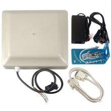Lector/escritor RFID UHF 902 928Mhz 5 metros SDK libre y Software para el sistema de embalaje del coche y almacén