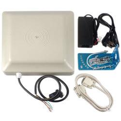 Lector/escritor RFID UHF 902-928Mhz 5 metros SDK libre y Software para el sistema de embalaje del coche y almacén