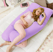 pregnancy Comfortable U type pillows Body pillow For Pregnant Women Best For Side Sleepers Removable