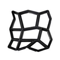 35 CM Pfad-mate DIY Stein Pflaster form für  der wege für ihren garten/pflaster form/pathmate betonform