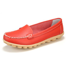 Puls Size 41 2017 New Fashion Women Casual Flats Shoes Brand Women Shoes(China)