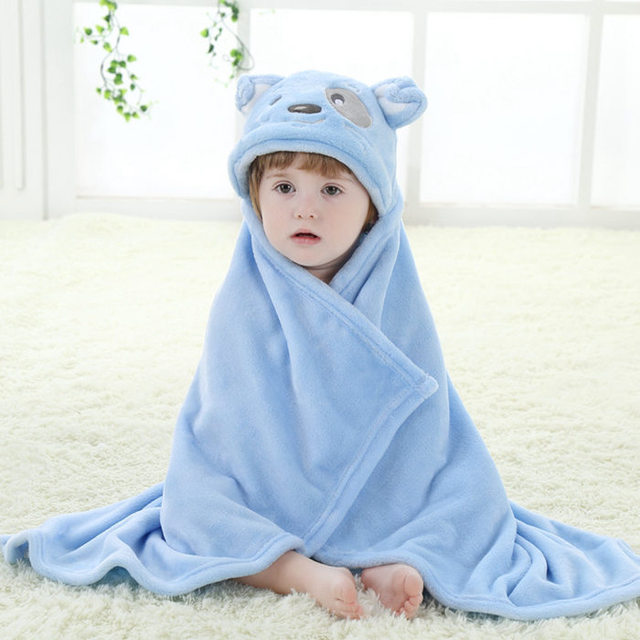 Baby blanket,cute puppy cartoon animal shapes baby clothing,soft bedding infant quilt,brand flannel kids bedding
