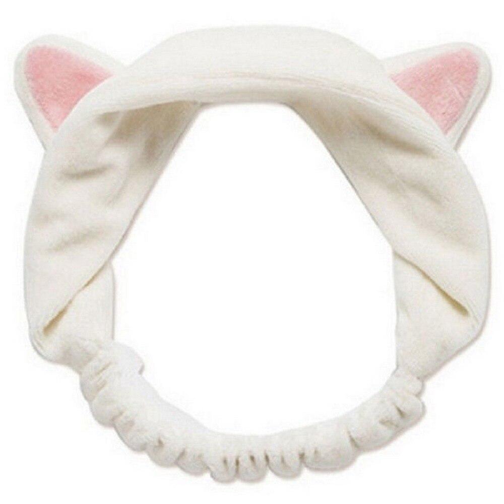 100 шт./компл. волос повязка на голову уши инструменты вечерние макияж милый кот, лента для волос аксессуары подарок Для женщин и девушек повязка на голову, оптовая продажа - 6