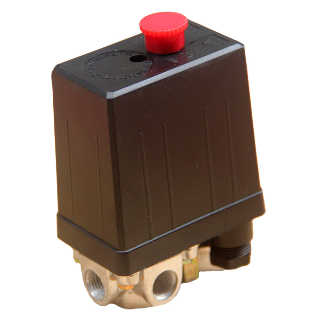 1pcs Heavy Duty Air Compressor Pressure Switch Control Valve 90 PSI -120 PSI Air Compressor Switch Control 2017 new heavy duty 240v 16a auto control auto load unload air compressor pressure switch control valve 90 psi 120