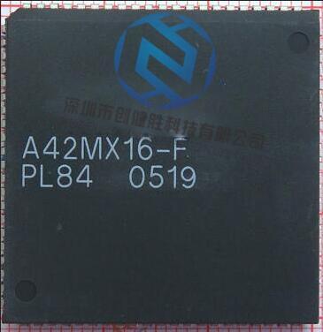 The original 2PCS 100%NEW A42MX16-FPL84 PLCC84  xc95108 20pc84c xc95108 xc95108tmpc84 95108 plcc84