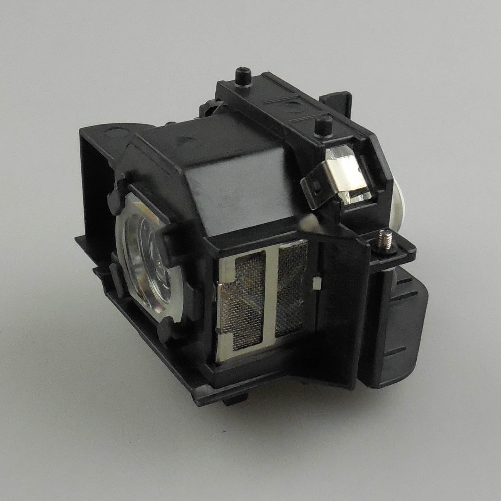 ELPLP36 / V13H010L36 Original Projector Lamp With Housing For EPSON EMP-S4 / EMP-S42 / PowerLite S4 pureglare original projector lamp for epson v13h010l50 with housing
