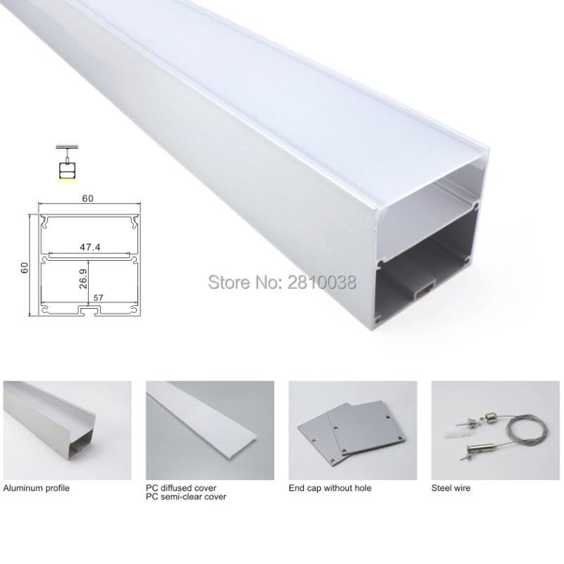 aluminium profile for led